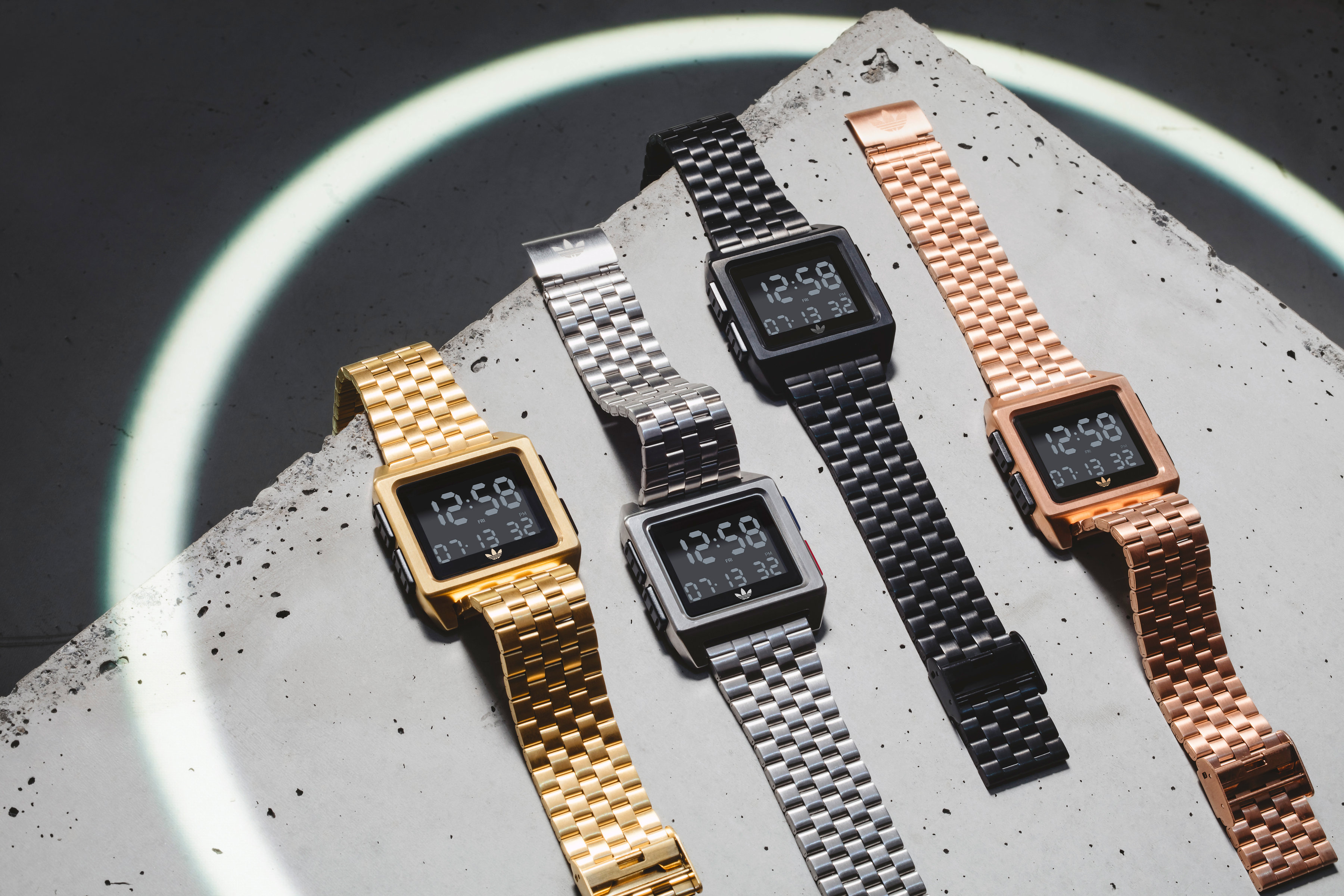 Adidas Timing Launches The Archive M1 Watch With More
