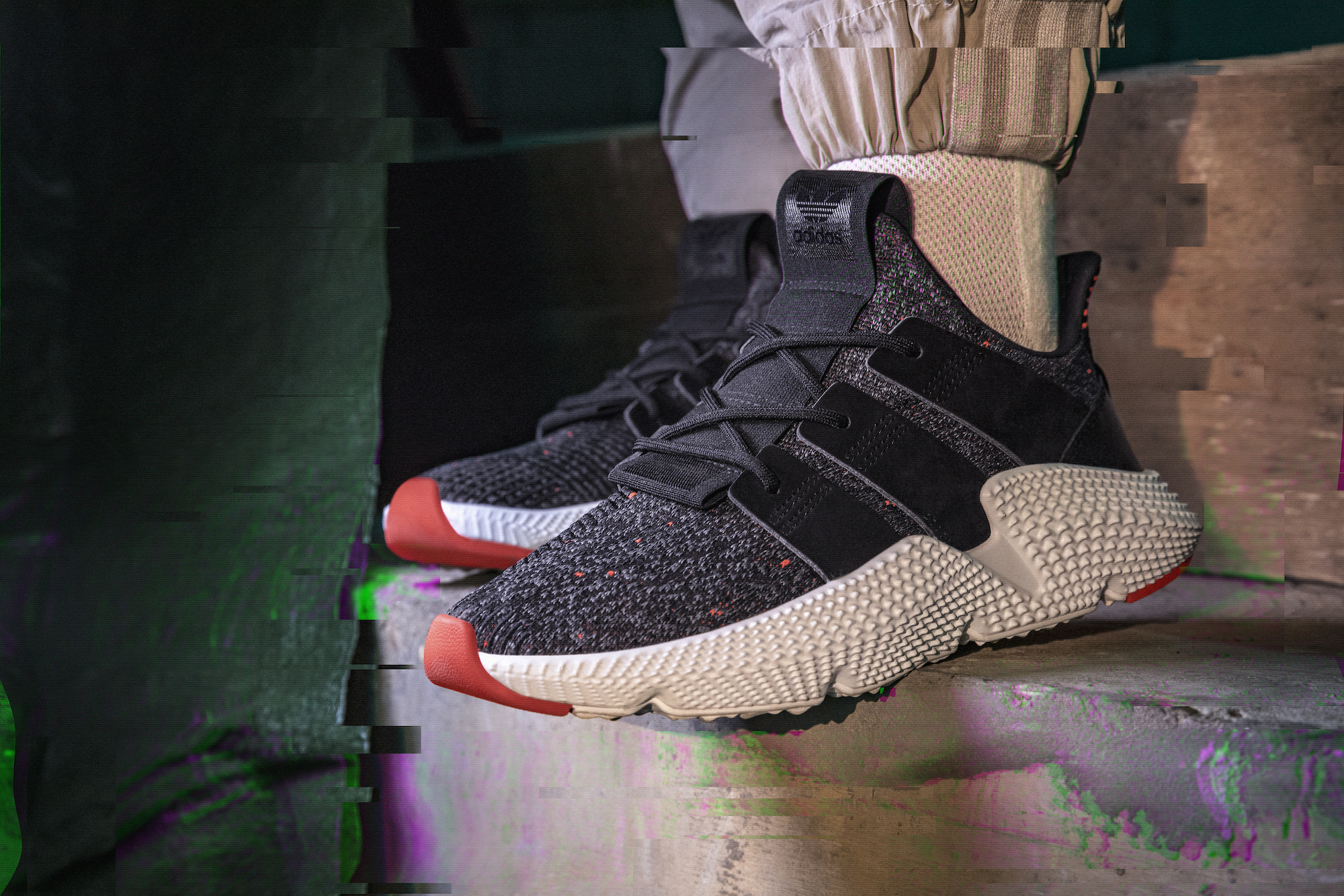Our First Look At The New adidas Prophere •