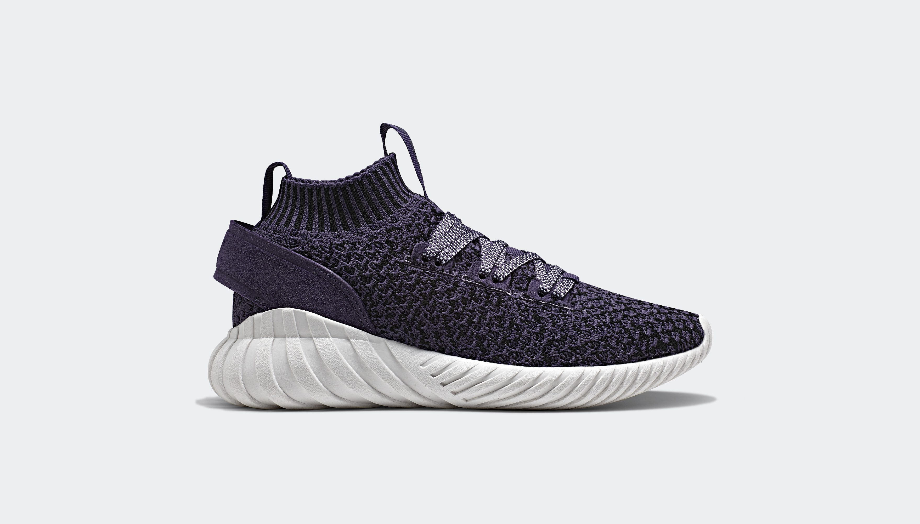 buy popular 84f97 b51eb New Women's adidas Tubular Doom Sock PK Builds Drop This ...