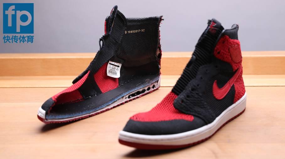 Air Jordan 1 Weartesters Chaussures