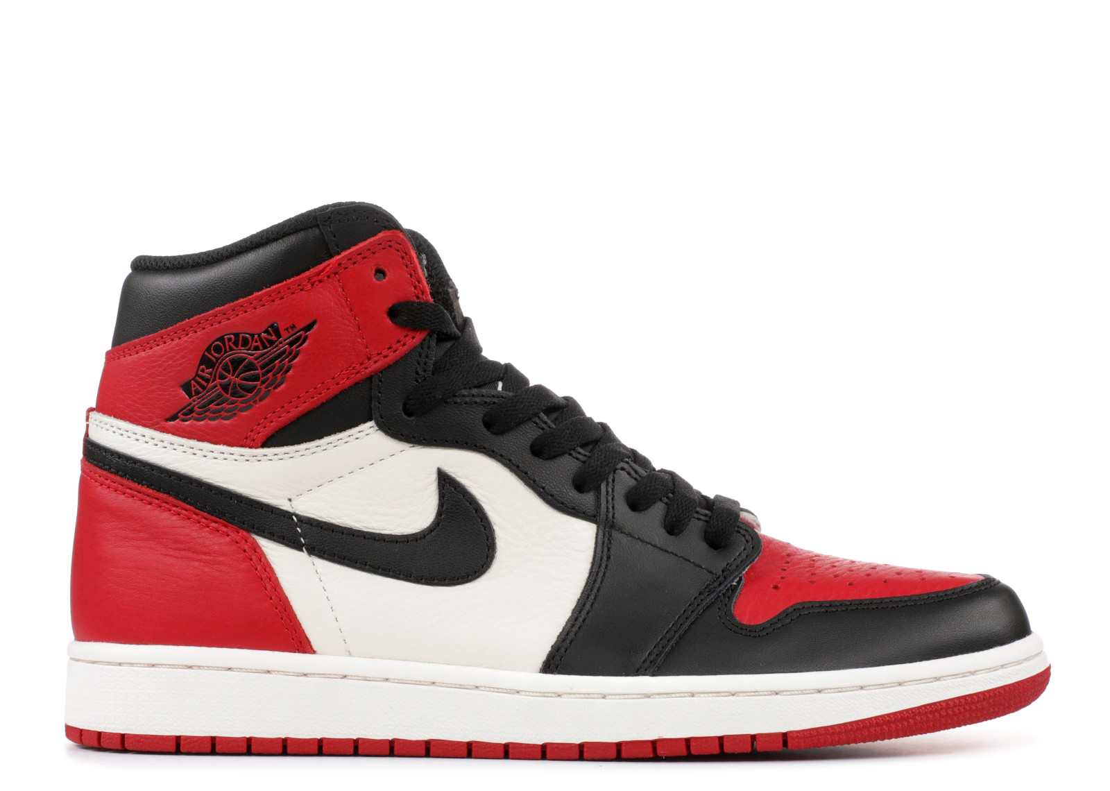 air jordan 1 bred toe 1
