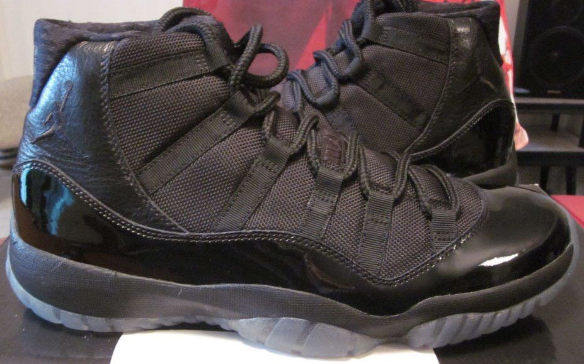 info for d6b7c b6994 An Air Jordan 11 Retro 'Blackout' is Coming for Spring ...