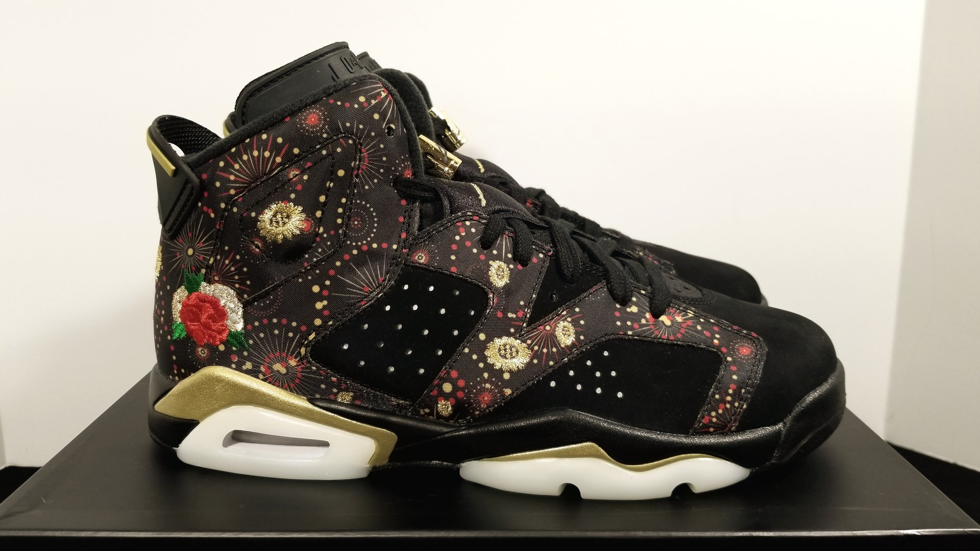 newest 81705 cae17 A Detailed Look at the Air Jordan 6 'Chinese New Year ...