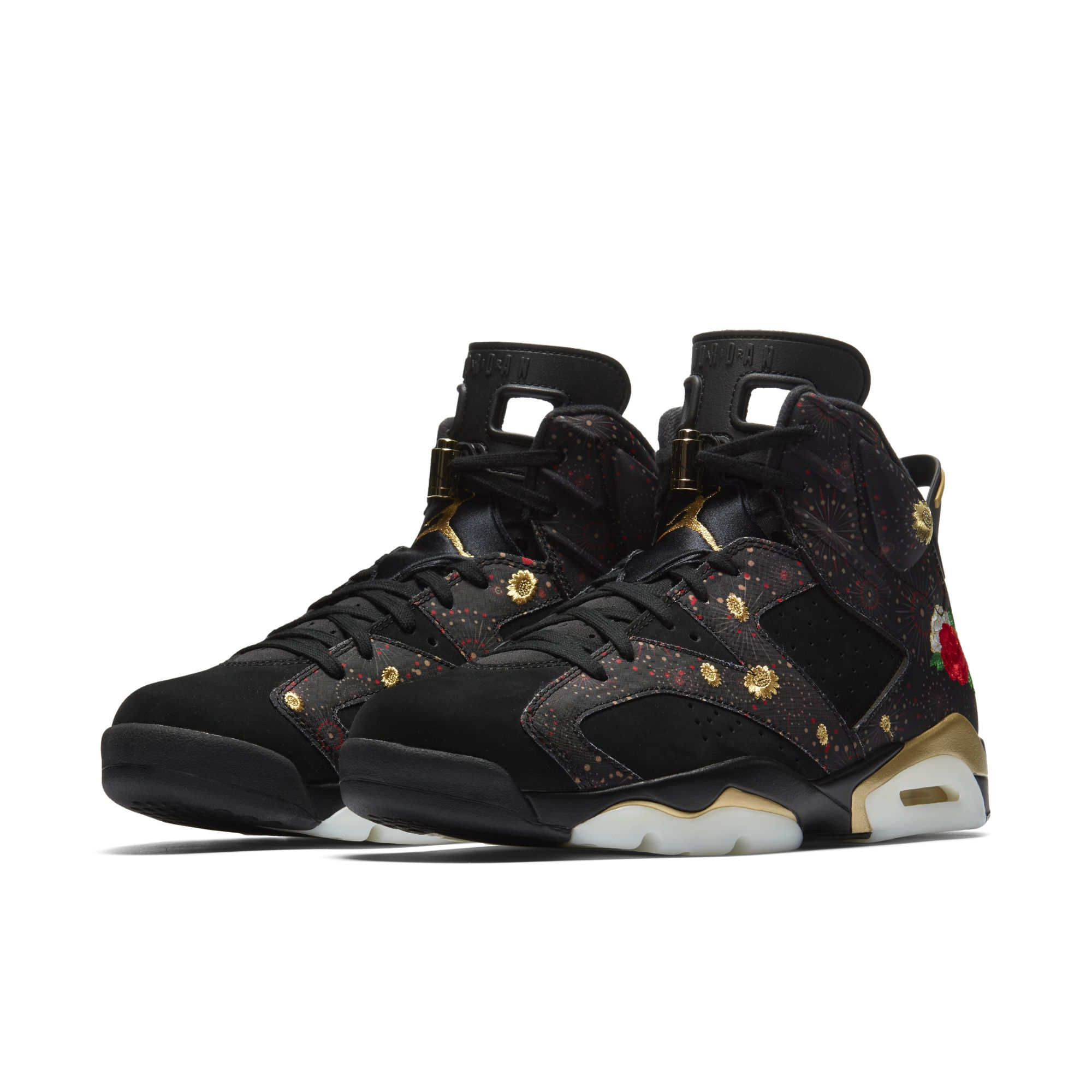 finest selection 40b93 455dc Here's an Official Look at the Air Jordan 6 'CNY' - WearTesters