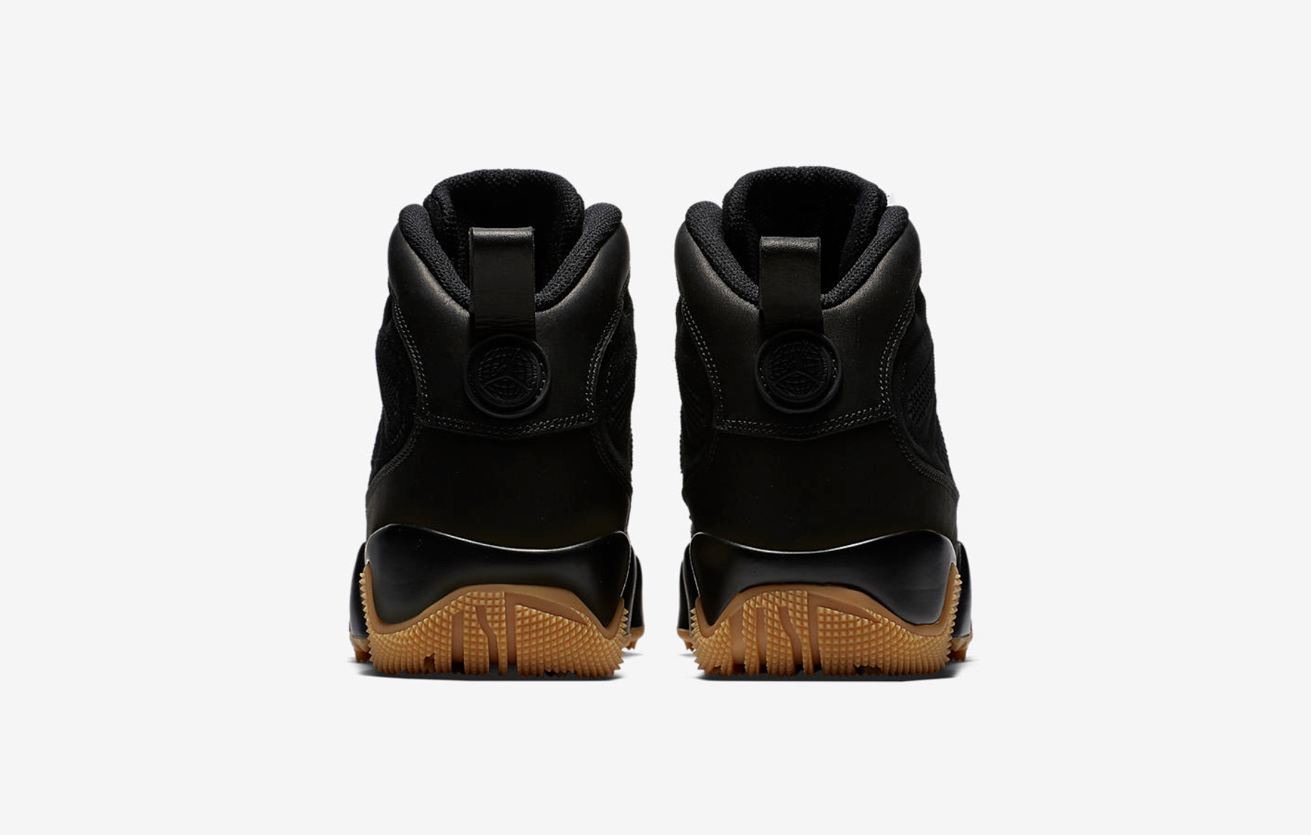 a5583826384 The Air Jordan 9 Boot NRG in Black/Gum Drops Today - WearTesters
