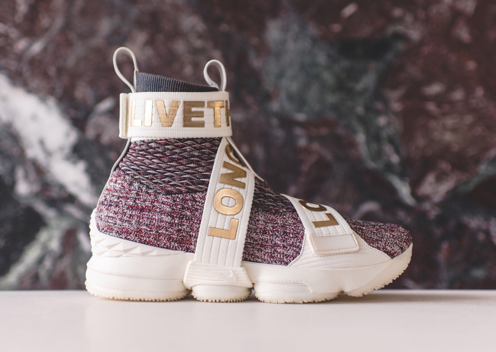 timeless design d3594 cc3b6 Kith Unveils the Nike LeBron Lifestyle 15 and its Unique ...