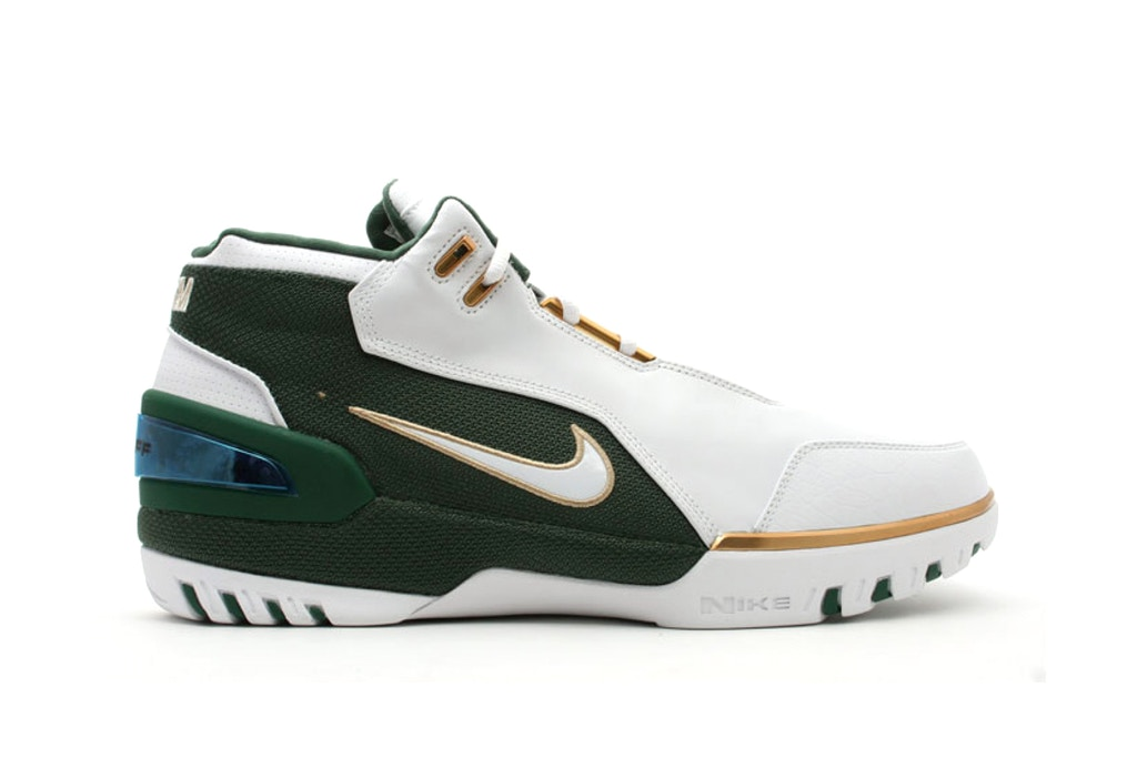 separation shoes 3ca3b ab330 Leaker Says LeBron's Nike Air Zoom Generation 'SVSM' is ...