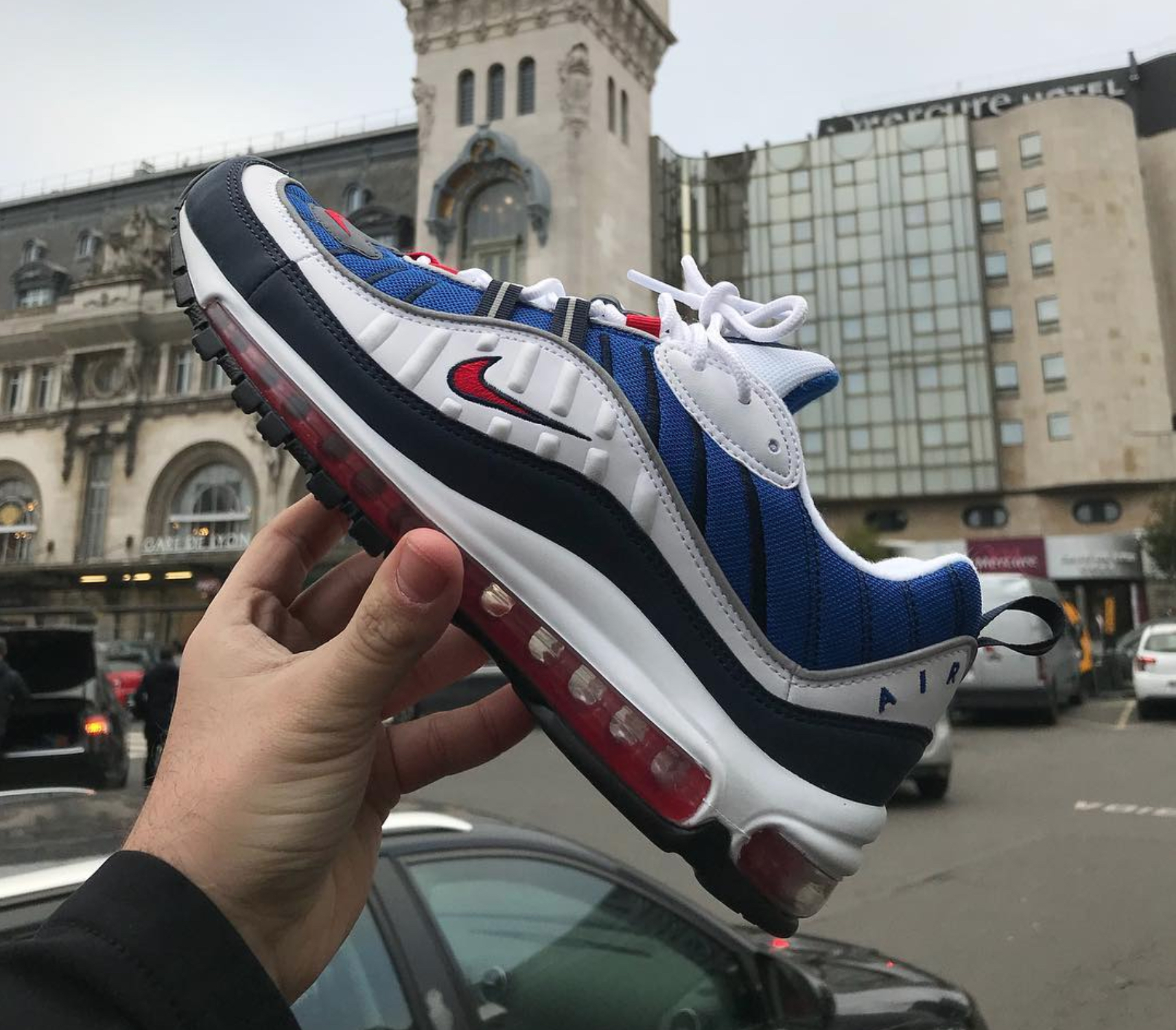 quality design f9360 72a11 The Nike Air Max 98 Will Be Back for 2018 - WearTesters