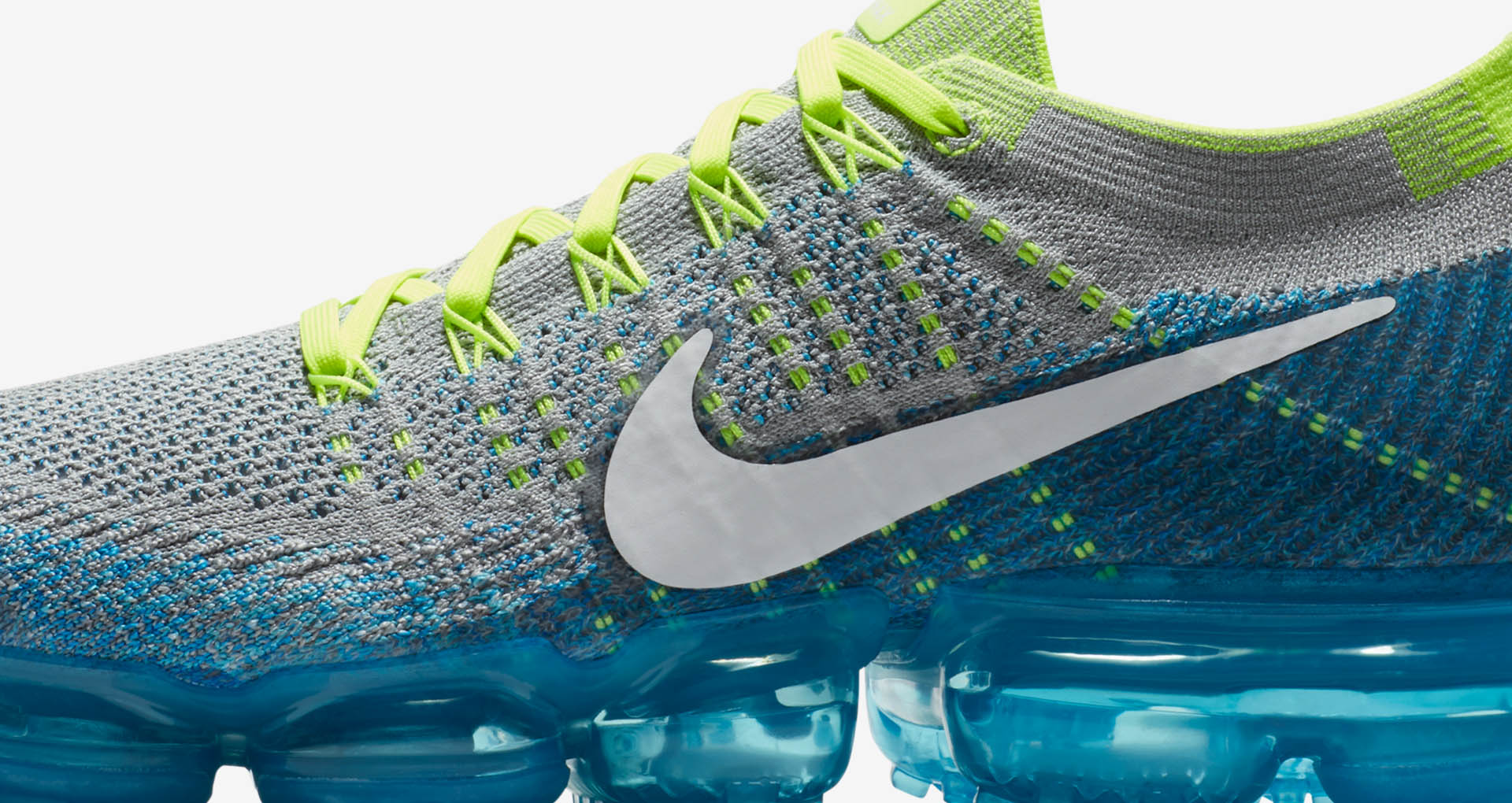 best website 1bef7 cb568 The Nike Air VaporMax 'Sprite' is Available Now at Eastbay ...