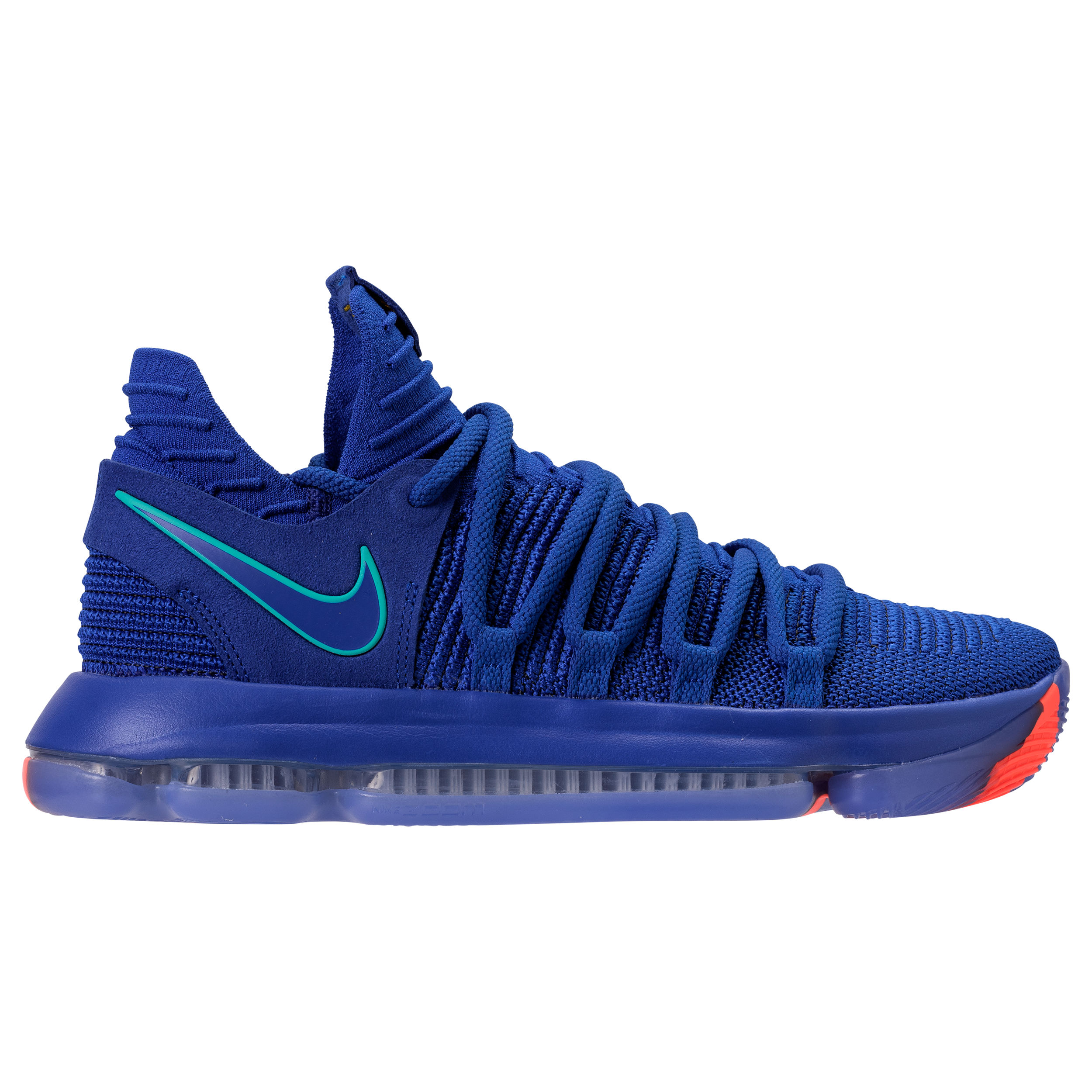 buy popular fdcab d9ad1 The Nike KD 10 'City Edition' Gets a Striking Outsole Accent ...