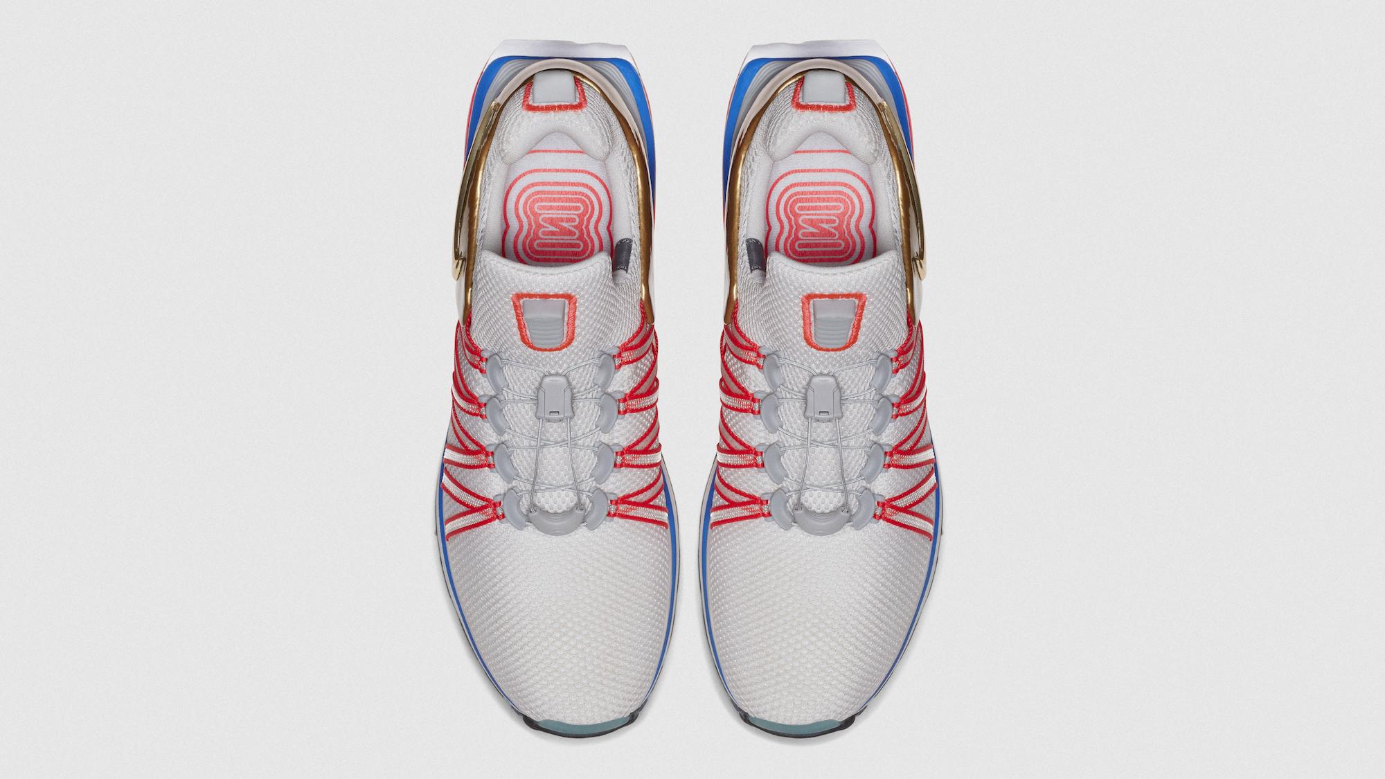 Calzado Nike Shox Mundo Gravedad Opinión Del Corredor w6Tn0