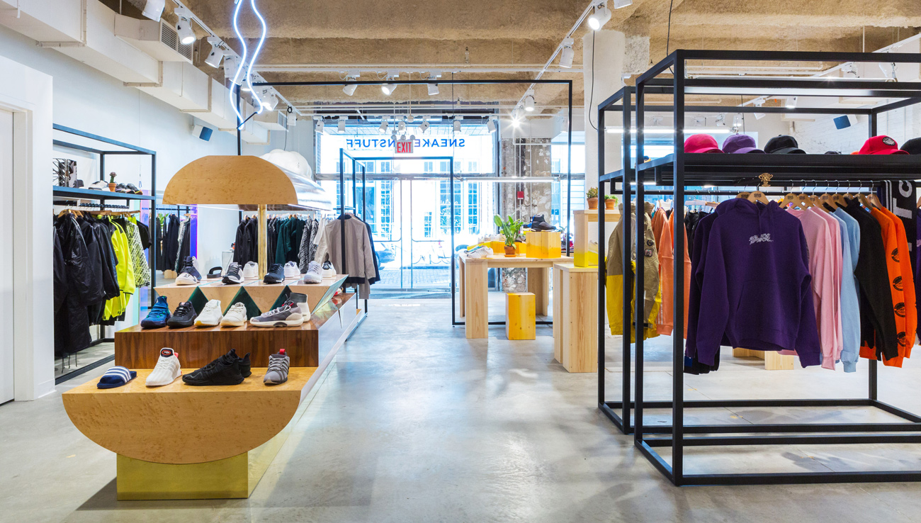 meilleures baskets 88fca daf23 Sneakersnstuff is Finally Opening a Store in New York ...