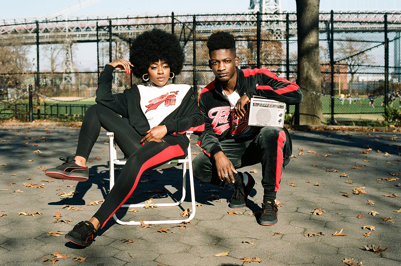 2efd353fc09 Puma and FUBU Unveil a Suede 50 Pack That's for All of Us - WearTesters