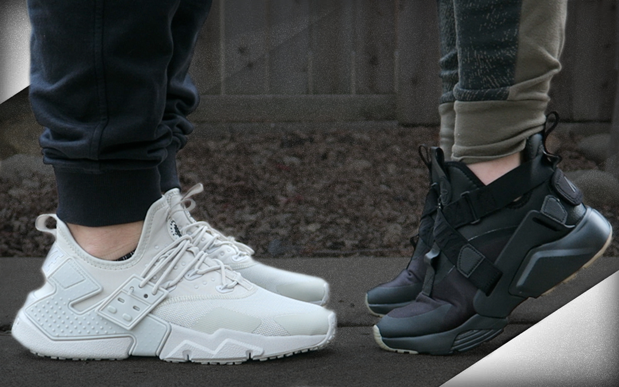 7db33354f43 A Detailed Look at the Latest Nike Air Huarache Drift and Huarache ...