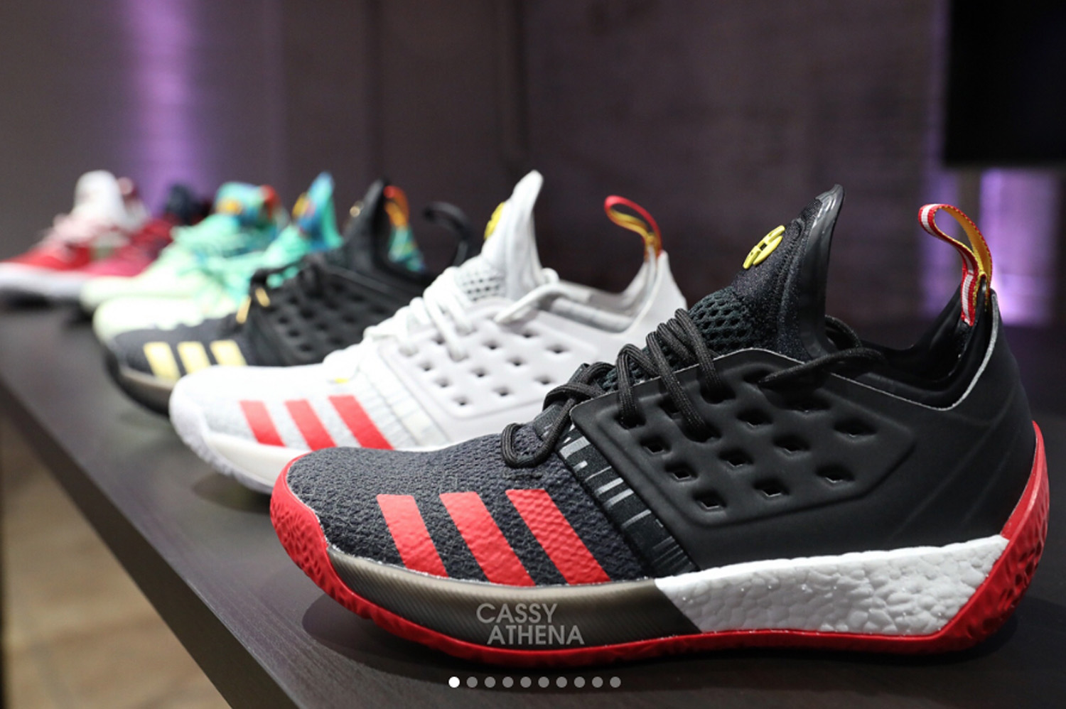 adidas harden 2 performance review