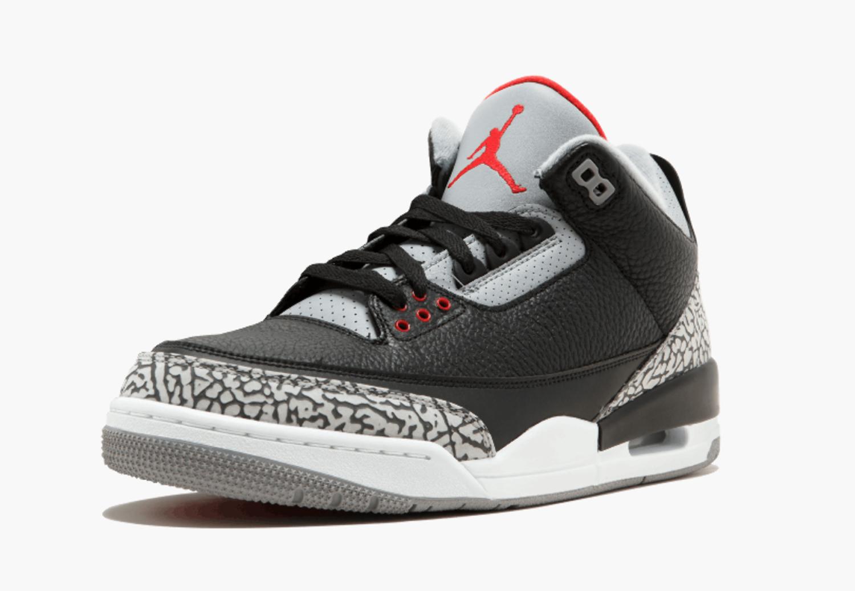 Air Jordan 3 De Cemento Negro Copa Menstrual DB9s2mjJz