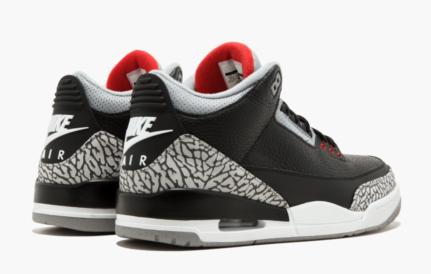 on sale da27f ad68d A First Look at the Air Jordan 3 'Black Cement' Retro for ...