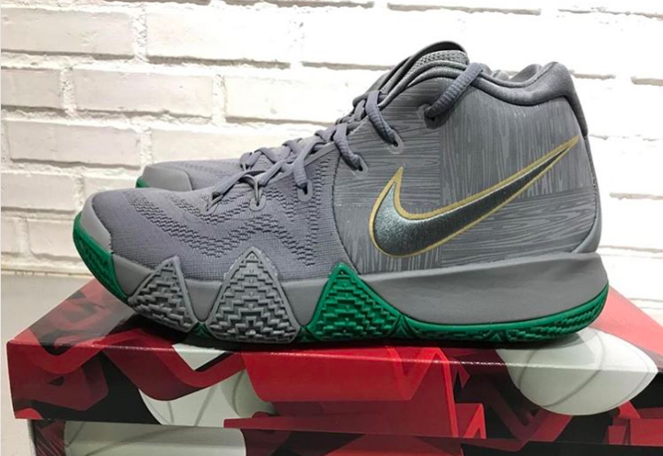 best service 271a6 201e0 The Nike Kyrie 4 'City of Guardians' Releases Next Week at ...