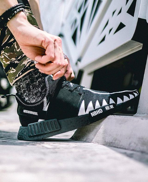 e1bab8f9c50 Images of the NBHD x adidas Iniki Boost and NMD R1 PK Surface ...