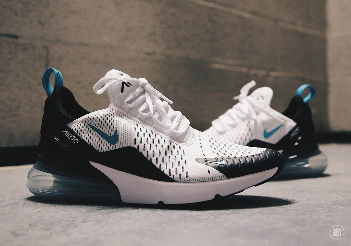 lowest price 8d6c0 9ab71 This Nike Air Max 270 Pays Homage to the Air Max 93 'Menthol ...
