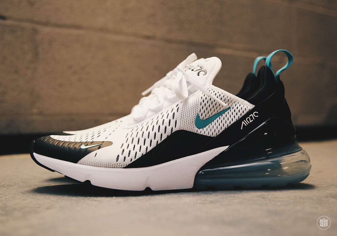 separation shoes 9abc8 81368 this nike air max 270 pays homage to the air max 93 39 menthol 39  weartesters