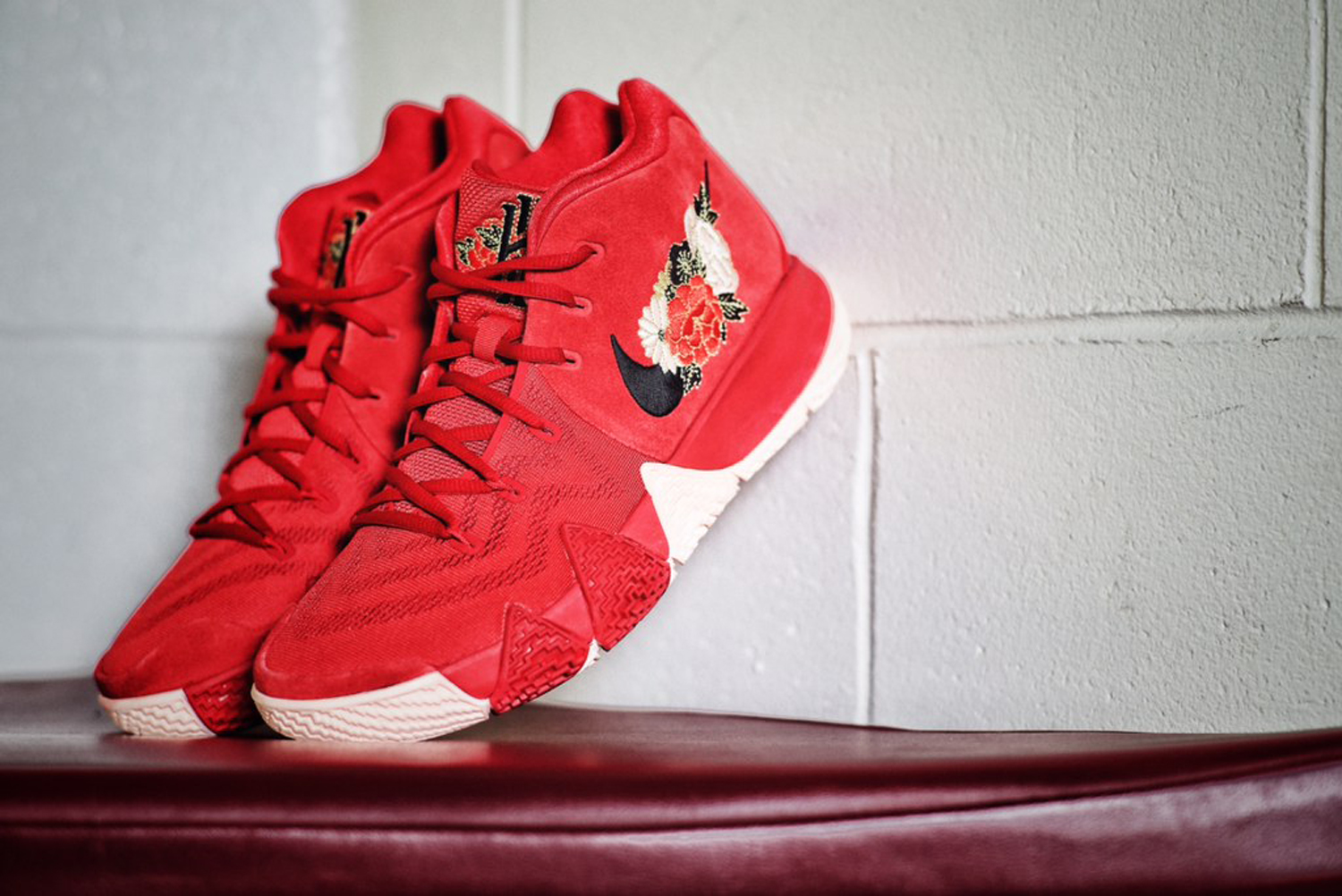 best service 26fe5 226bc This Nike Kyrie 4 'Chinese New Year' is Inspired by ...