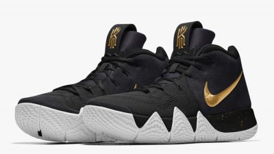 You Can Now Customize the Nike Kyrie 4 on NIKEiD