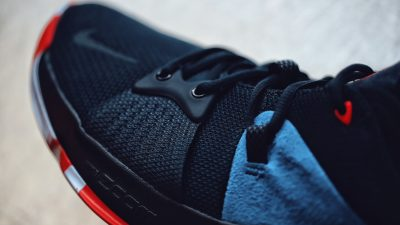 nike pg 2 kids black