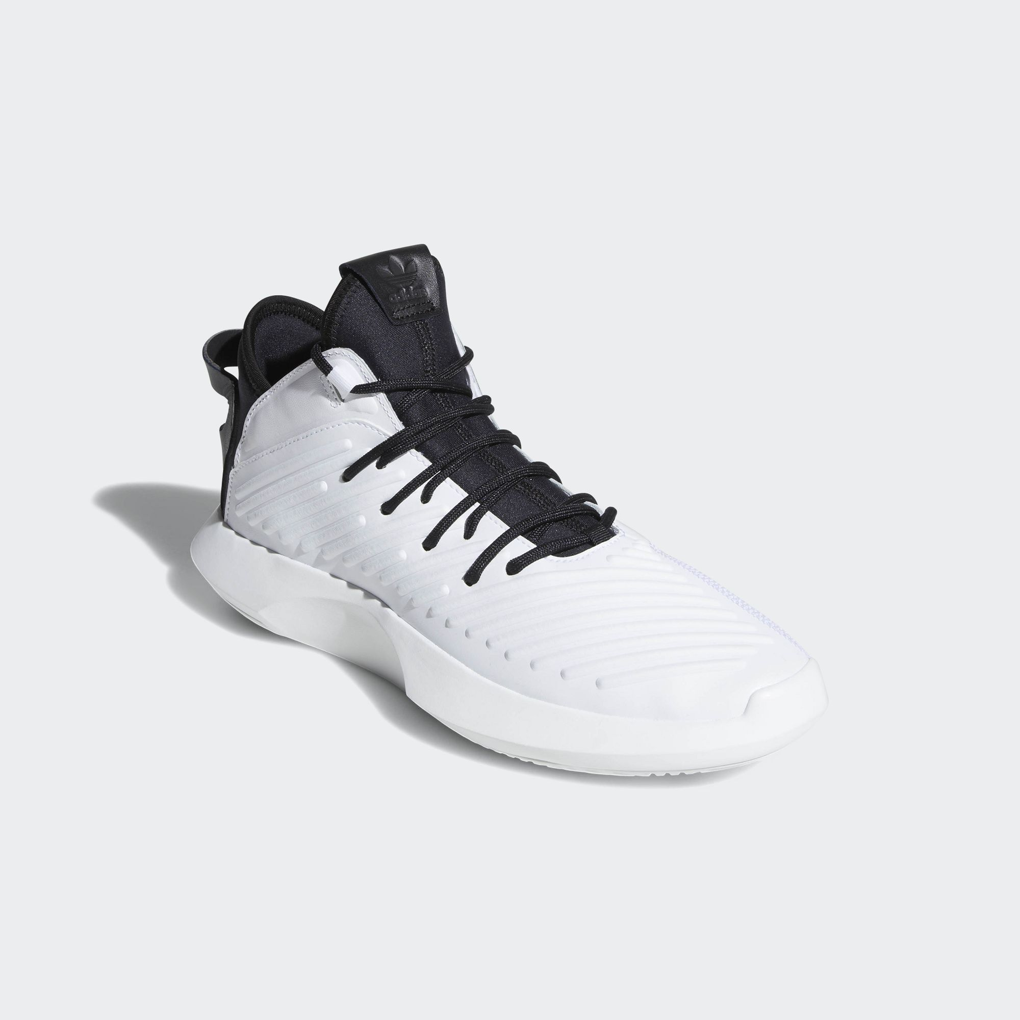 wholesale dealer bfe5b 94adc ... adidas crazy 1 adv white black 4