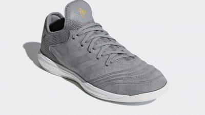 adidas Copa 18+ Premium Grey 4