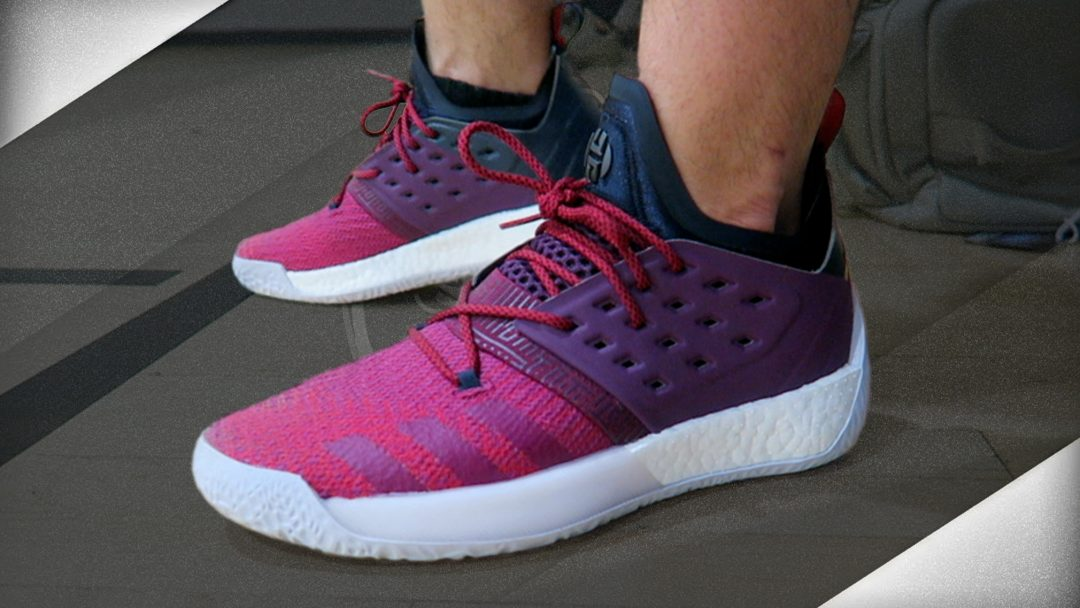 dbc8e116680425 1 Mens Easter Purple Basketball Shoe Free Shipping A Detailed Look at the  adidas Harden Vol 2 - WearTesters ...
