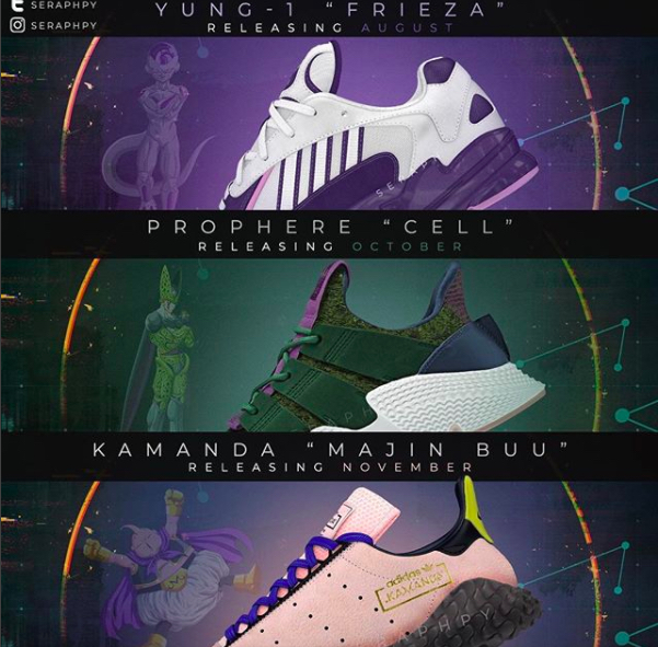 dragon ball z adidas buy