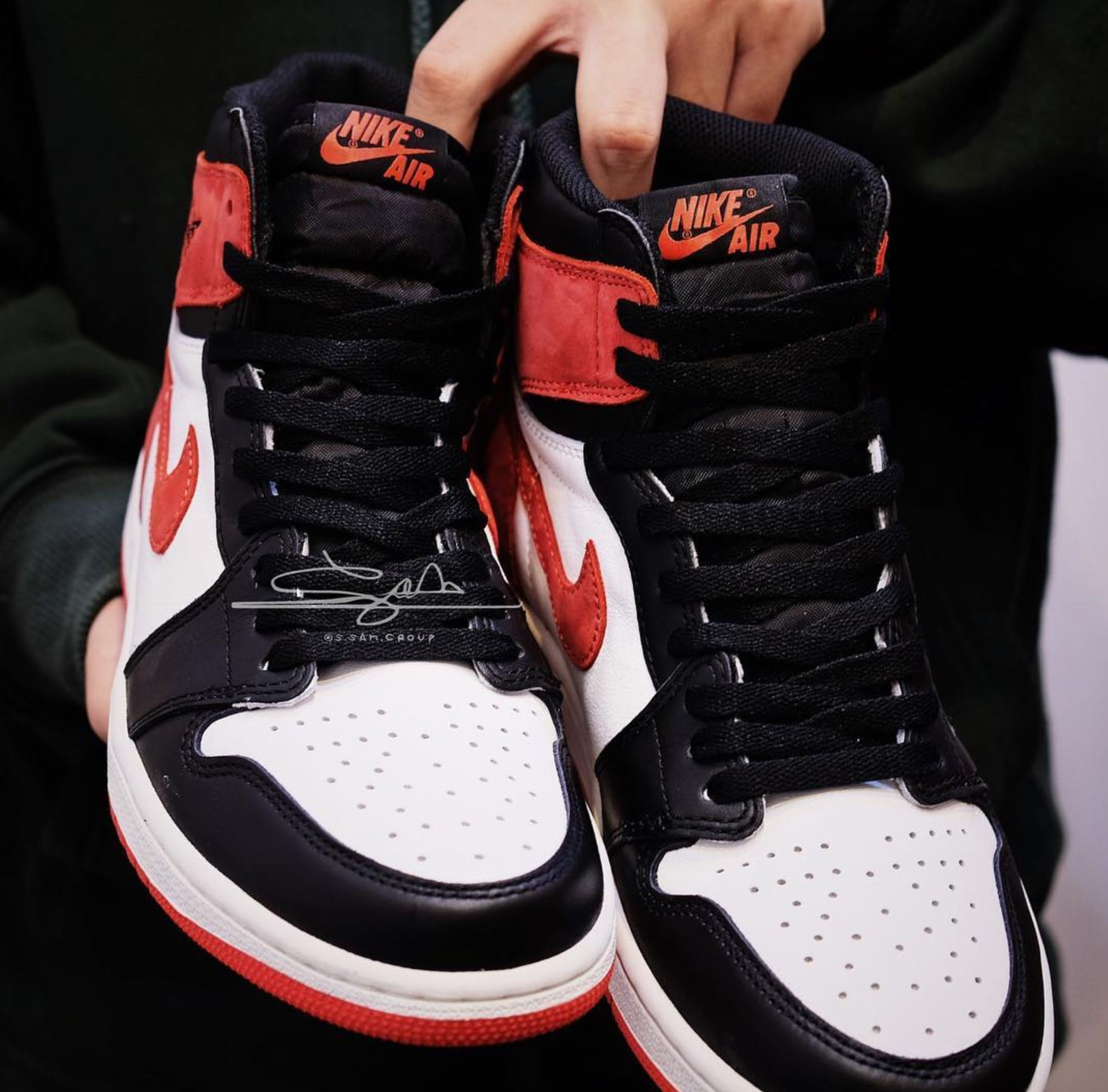 outlet store c43a7 56782 The Air Jordan 1 '6 Rings' Flaunts Suede Accents - WearTesters