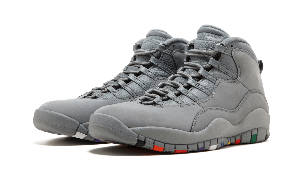 buy online 89282 81ac7 The Air Jordan 10 'Cool Grey' Drops for Winter - WearTesters