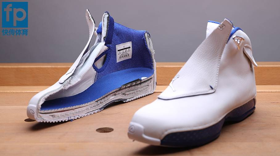 The Air Jordan 18 Retro Deconstructed Weartesters