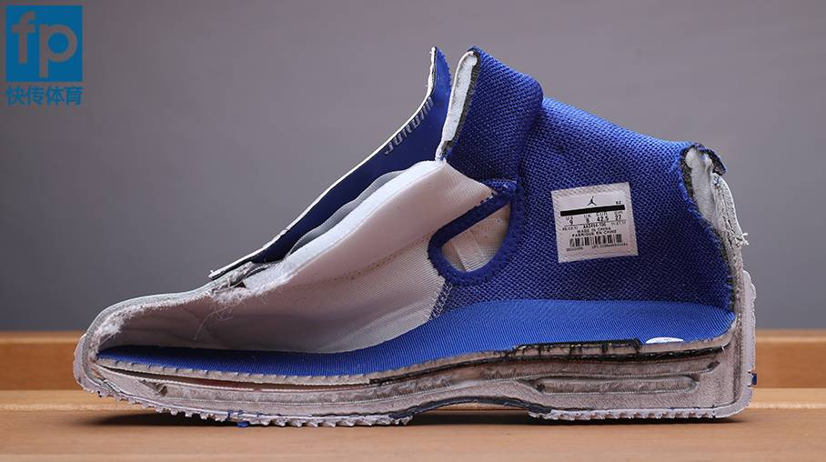 The Air Jordan 18 Retro Deconstructed WearTesters