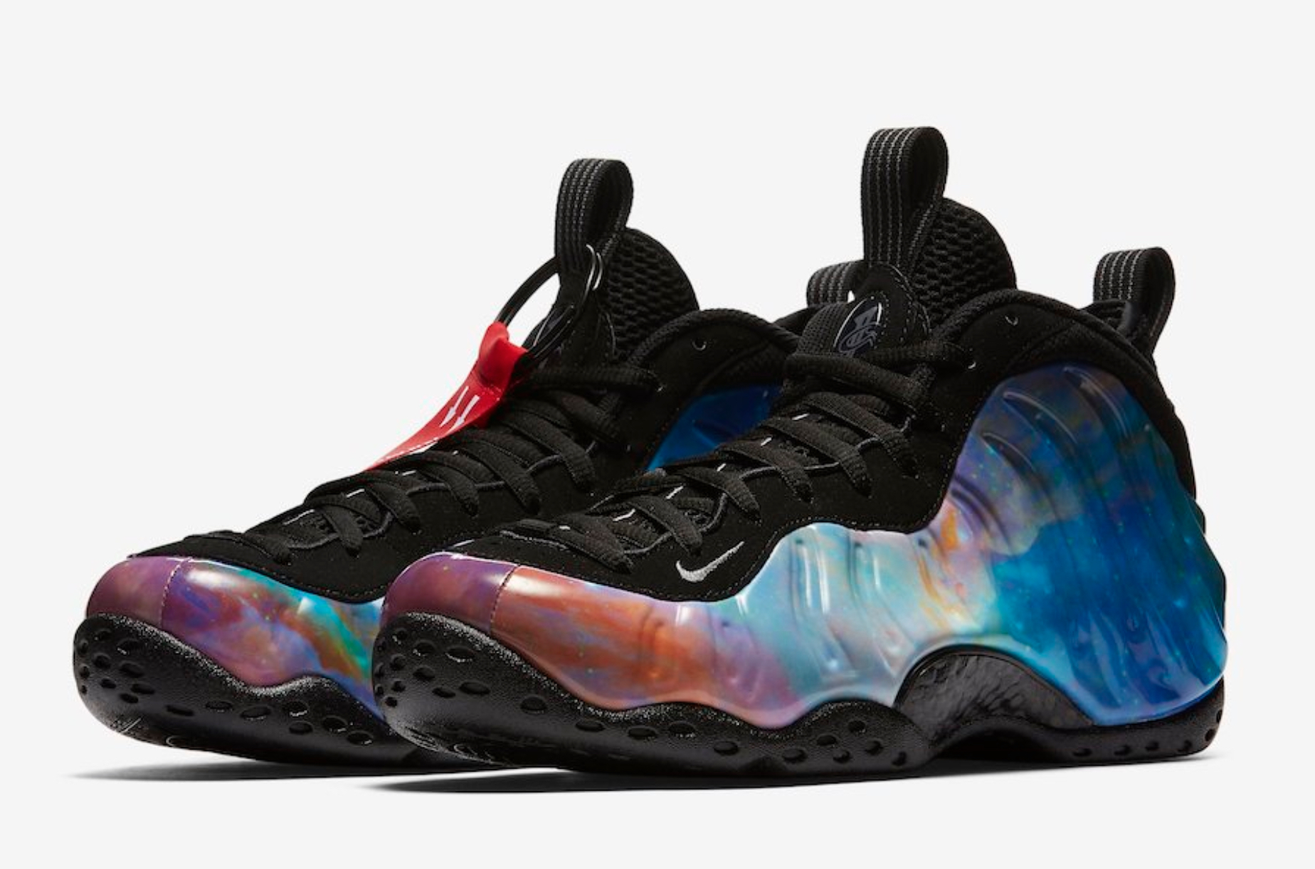 The Nike Air Foamposite One Big Bang Is Dropping