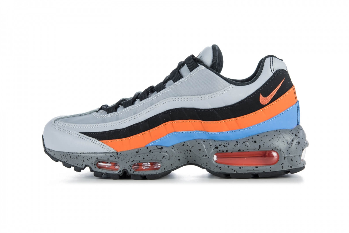 A Vibrant Nike Air Max 95 Premium Releases in Europe ...
