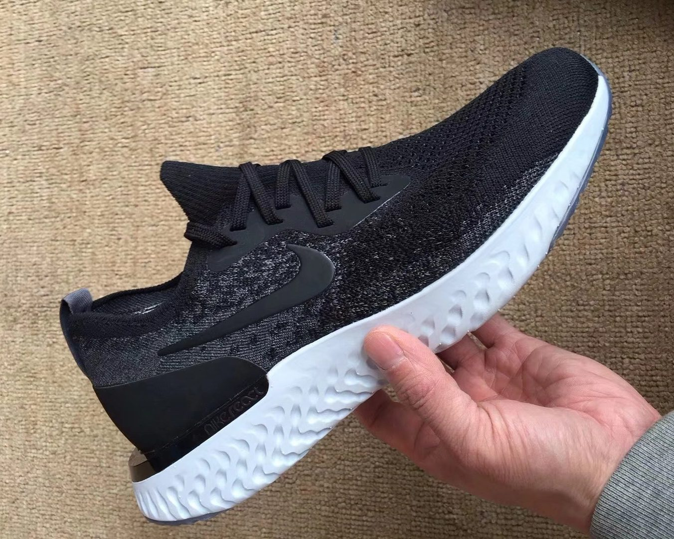 finest selection 56331 87969 React Cushioning Returns in the Leaked Nike Epic React ...