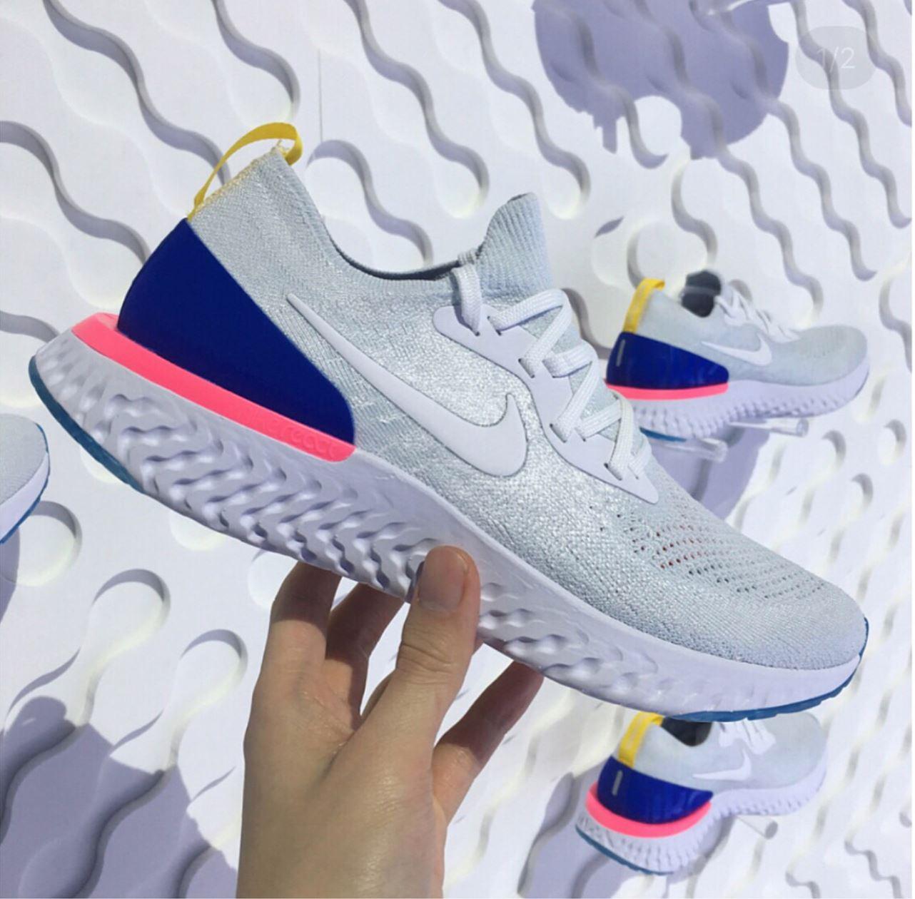 Nike Episke Reagere Gjennomgang Runner World Sko 9biiuA4BP