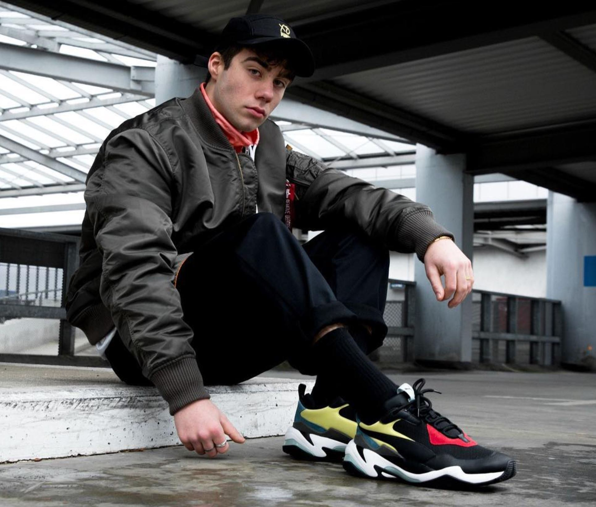 c6db359801 The Puma Thunder Spectra Release Date is Right Around the Corner ...