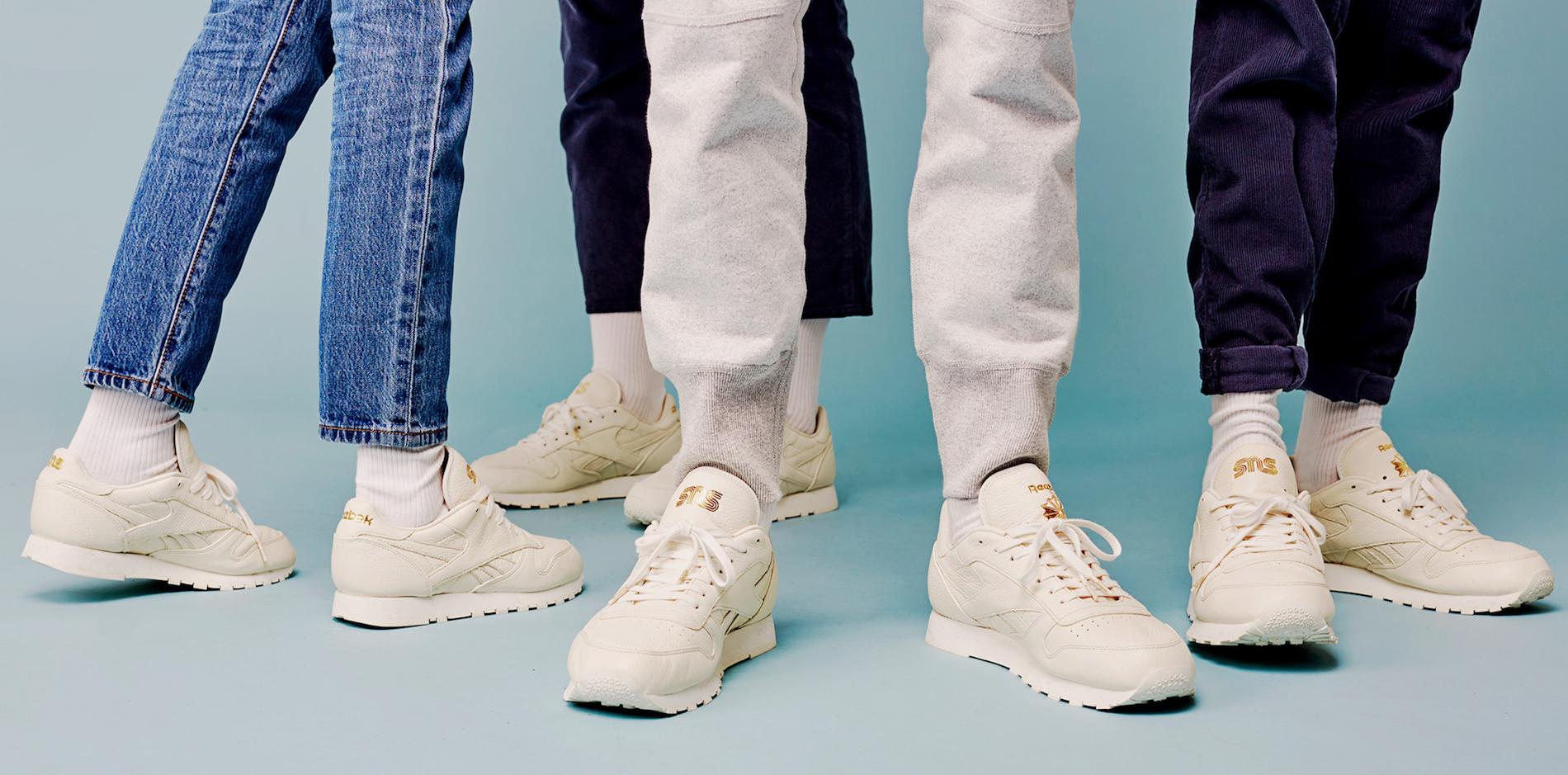 Reebok Sko Klassiske Lær Ren Ultralite Sneakersnstuff Legit ILA9fiP