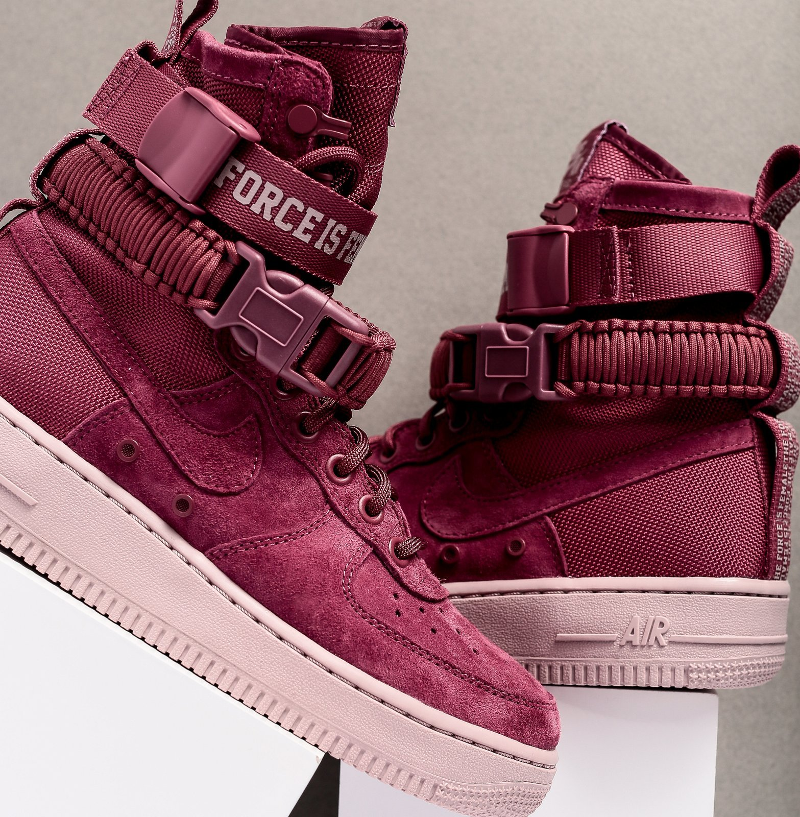 huge discount 185ac ece4f The Nike SF-AF1 'Force is Female' is Arriving at Retailers ...