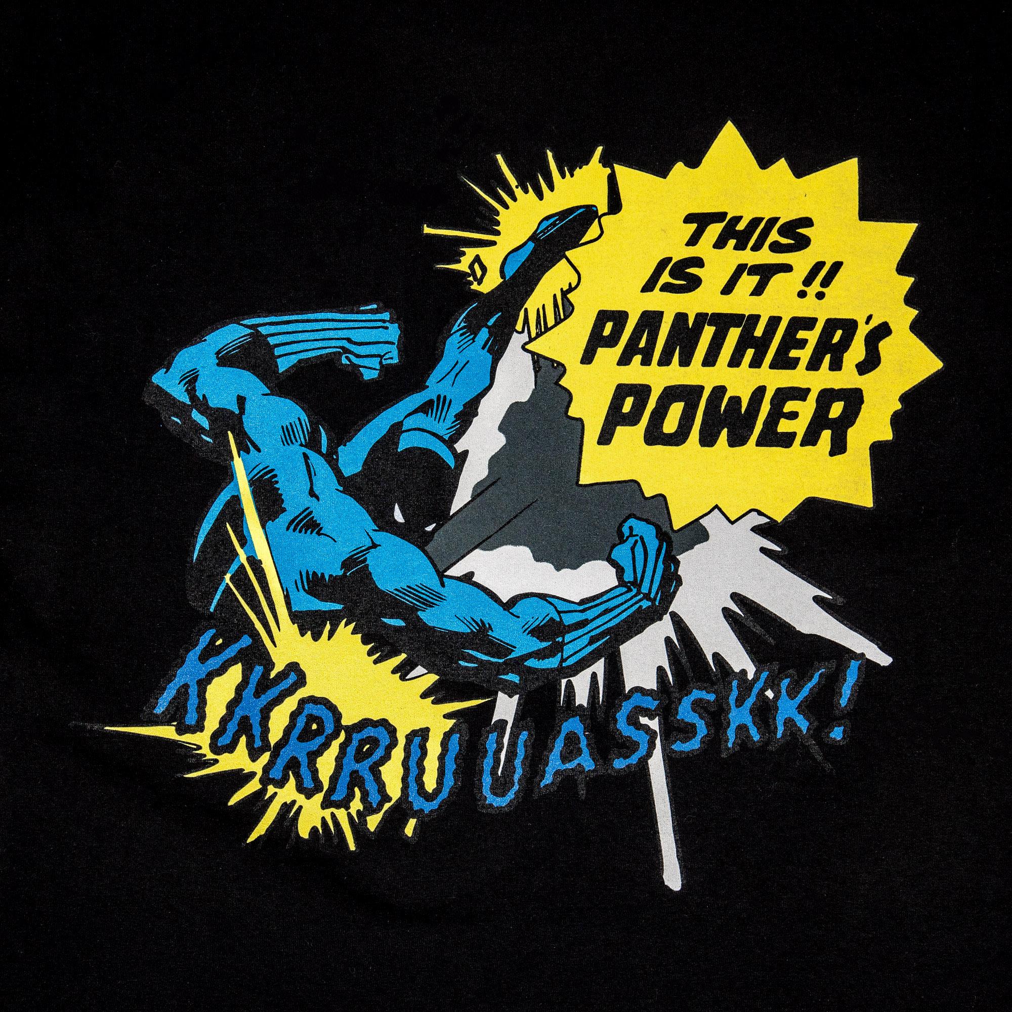 Marvel hợp tác Puma cho ra mắt BST sneakers Black Panther phiên bản giới hạn, tổng cộng 400 đôi trên toàn thế giới - Ảnh 9.