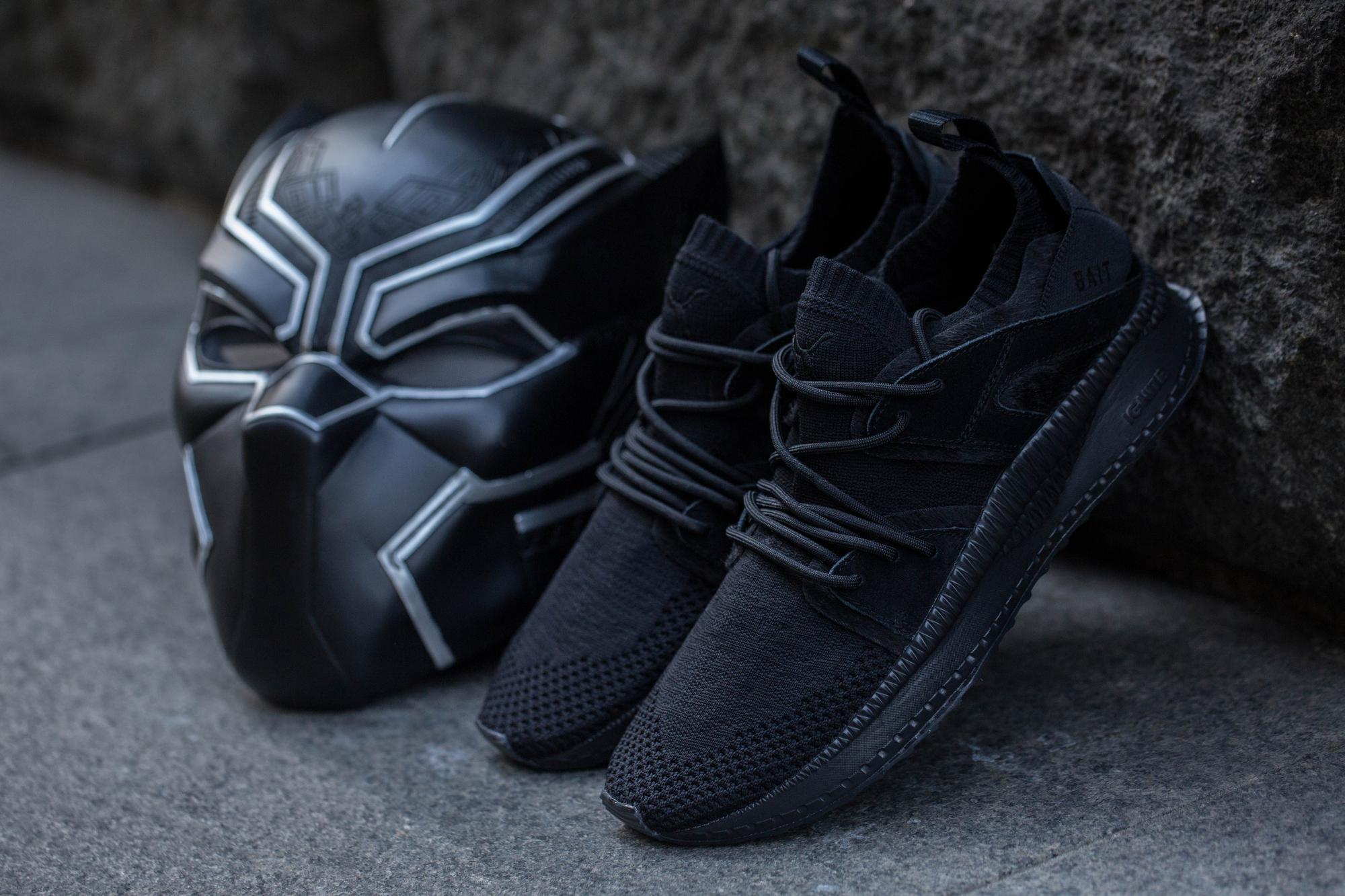 Marvel hợp tác Puma cho ra mắt BST sneakers Black Panther phiên bản giới hạn, tổng cộng 400 đôi trên toàn thế giới - Ảnh 3.