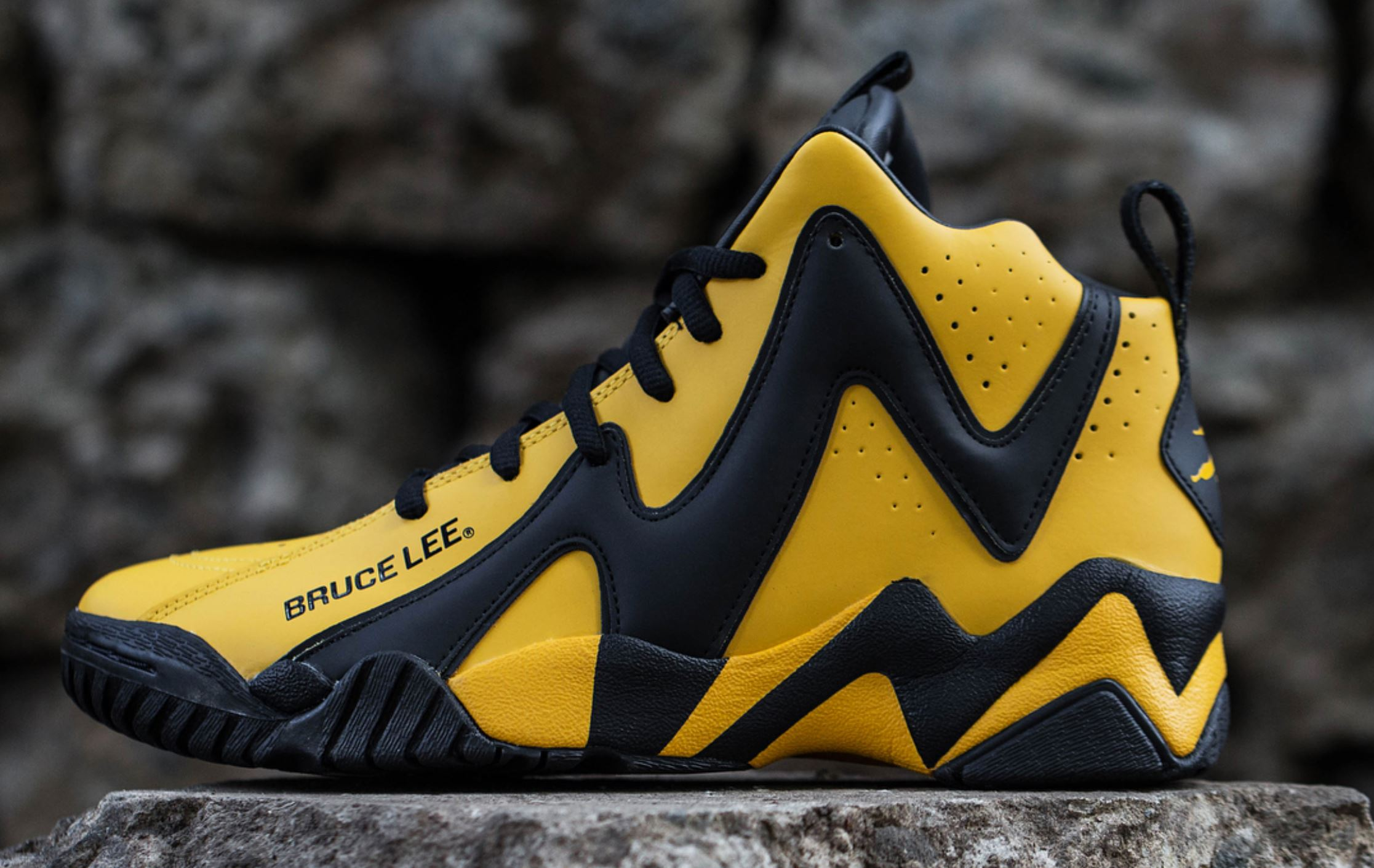 sports shoes 7a51f ac7b6 BAIT Unveils Bruce Lee Reebok Kamikaze 2 for All-Star ...
