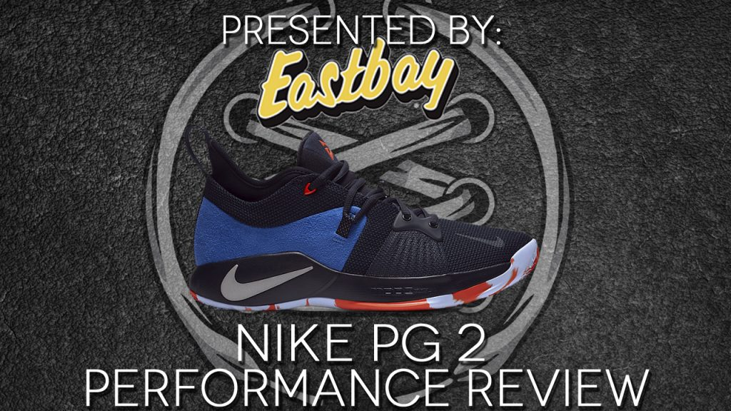 separation shoes dd201 38ae9 Nike PG 2 Performance Review - WearTesters