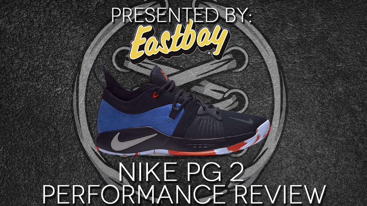 separation shoes a5b90 7521b Nike PG 2 Performance Review - WearTesters