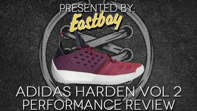 adidas Harden Vol 2 Performance Review
