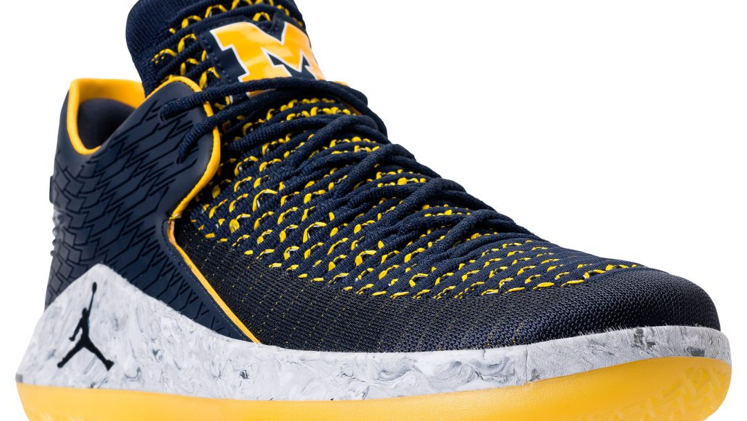 University Of Michigan Shoes Jordan